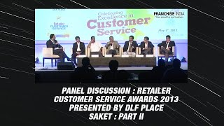 Panel Discussion   Retailer Customer