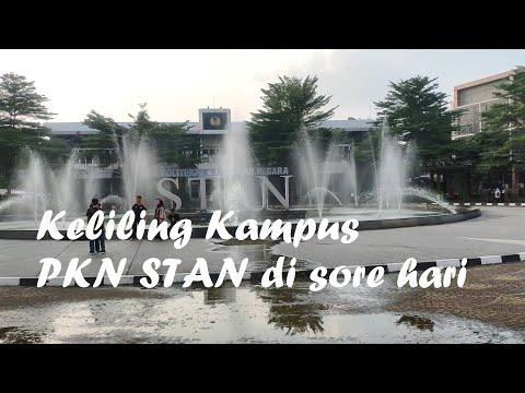 [Full Campus Tour] Politeknik Keuangan Negara STAN (PKN STAN) 8/7/2019