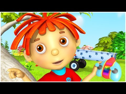 Cartoon for Kids | Battle of the Ragglebots | CBeebies compilation | Everythings Rosie
