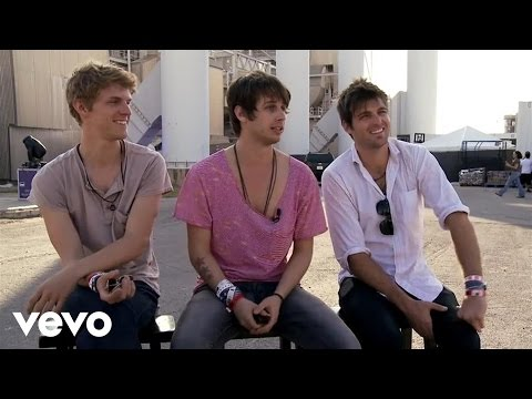 Foster The People - Interview @ VEVO Powerstation: Austin, TX