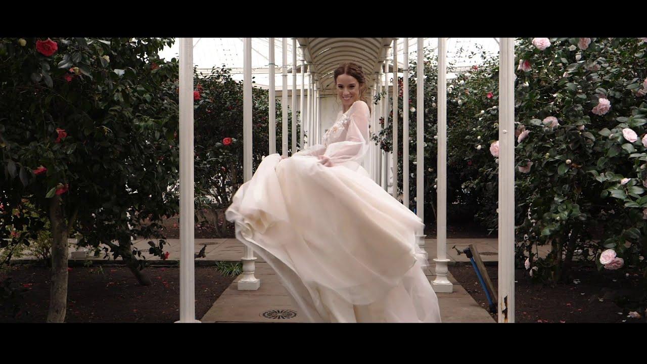 Wollaton Hall Wedding Venue - A Woodland Styled Wedding Shoot
