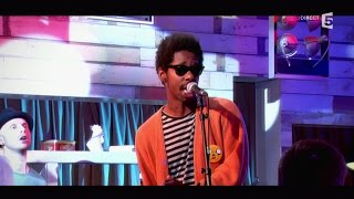 "Curtis Harding ""Keep on Shining"" - C à vous - 18/02/2015"