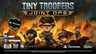 Tiny Troopers Joint Ops Missions Trailer ESRB
