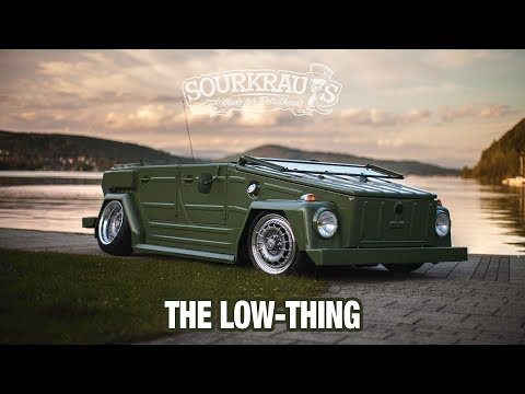 The Low Thing / VW Kübel 181 (engl.subtitles)