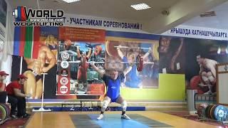 11-15.11.2015 (M-45.Snatch) Russian Masters Cup. Bugulma
