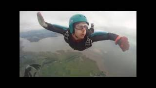 AFF Level 5 (Advanced Freefall) at Cark Dropzone UK 18/09/2011