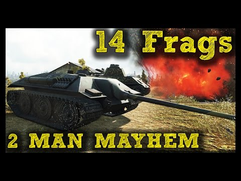 World of Tanks Halloween Special Games & Tanks 2017 from YouTube · Duration:  17 minutes 56 seconds