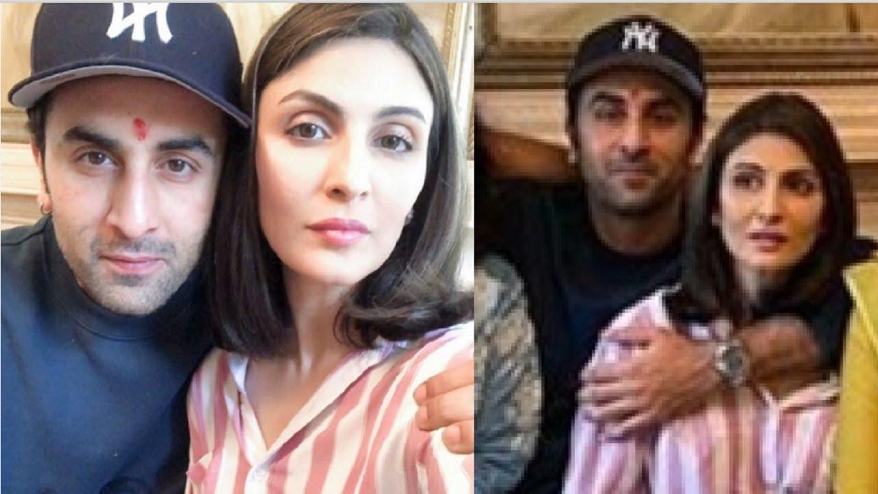 Ranbir Kapoor SWEET Moment With Sister Riddhima Kapoor On Raksha Bandhan 2020