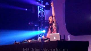 Steve Aoki Pursuit of Happiness @ I Love Techno 12 Novembre 2011