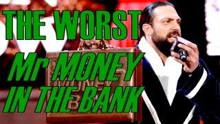 TOP 5 Worst Mr Money in the Bank