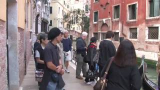 Venice walking tour with local guide Daniela