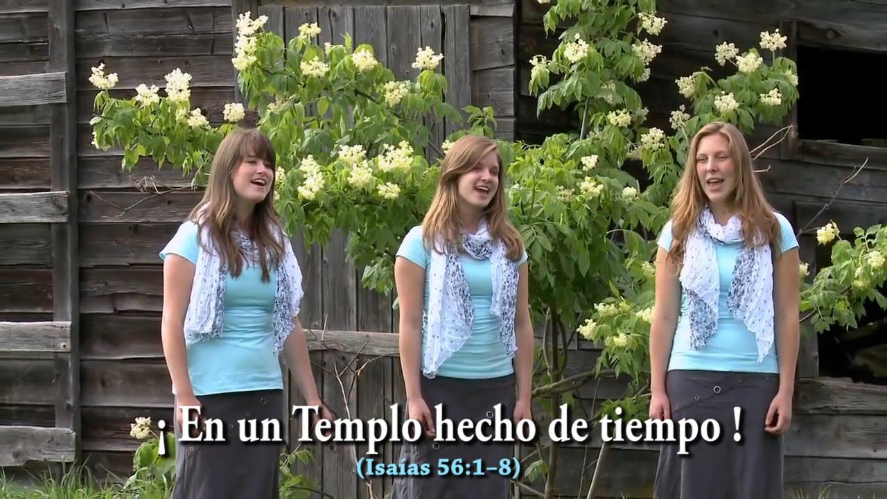 UN TEMPLO HECHO DE TIEMPO - Fountainview Academy