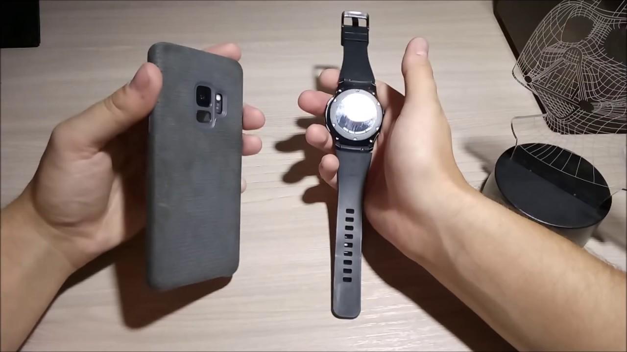 Samsung Galaxy S9 Watch