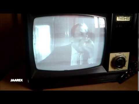 Telewizor Юность 603 (Junost 603) konwerter HDMI-RF (VHF)