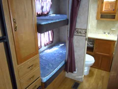 2006 Forest River Wildwood Le 27bhss Used Bunkhouse Travel