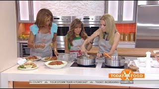 Hungry Girl Lisa Lillien on The TODAY Show with Kathie Lee & Hoda
