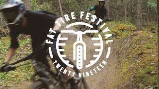 Fat Tire Festival 2019 // Frontier Lodge