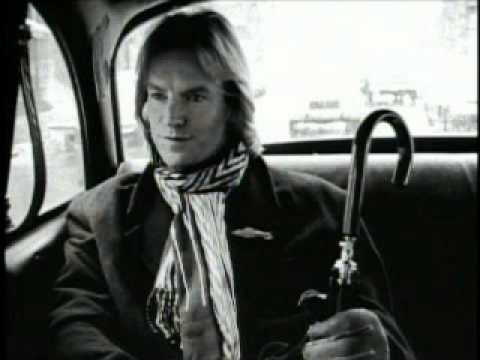 Sting & The Police - Englishman in New York