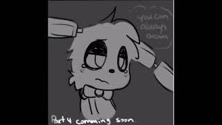 FNAF Comic: Bonnie x Foxy (advertencia:comic yaoi xd)