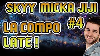 MICKALOW SKYY & JIJI ♦ La Compo Late #4 !