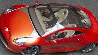 Mitsubishi Eclipse Concept E Videos