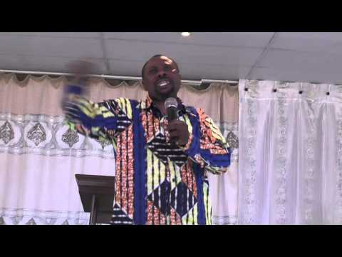 Prophet L.N Justin Addresses the Nation of Botswana (from S.A)