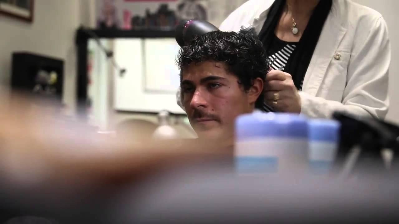 Relooking coiffure chez Alexandre Henry à Paris 16 - YouTube