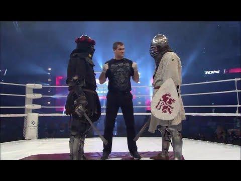 Владимир Нечипоренко Vs Юрий Слободяник, M-1 Challenge 82