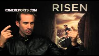 Hollywood actor Joseph Fiennes investigates Jesus' Risen in new film