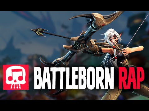 Battleborn Rap by JT Music -