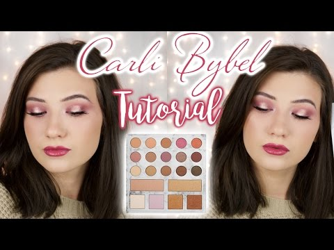 CARLI BYBEL DELUXE EDITION PALETTE EXPOSED | Doovi - photo #46