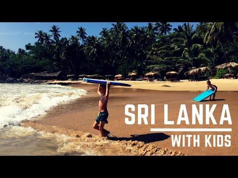 Sri Lanka beaches 2016   GoPro (HD)
