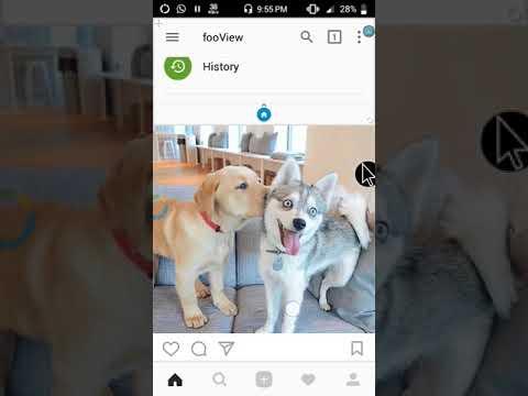 how to dawnlod photos, videos Instagram