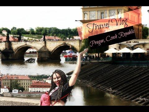Prague, Czech Republic Travel Vlog #1 /Study Abroad