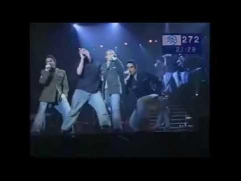 Backstreet Boys - My Beautiful Woman (Music Video)