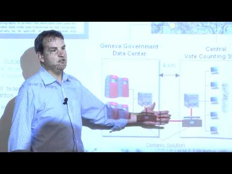 Bringing Quantum Technology to the Marketplace - Grégoire Ribordy
