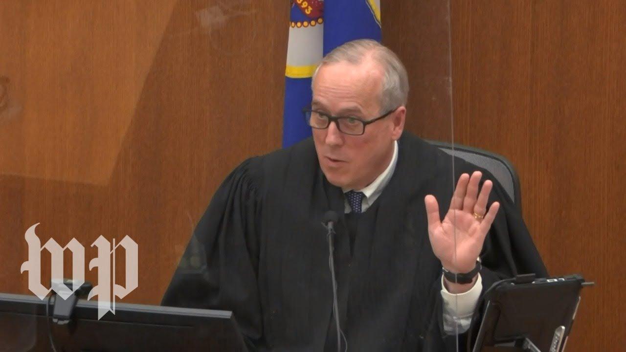 Download Jury selection begins in murder trial for Derek Chauvin - 3/9 (FULL LIVE STREAM)