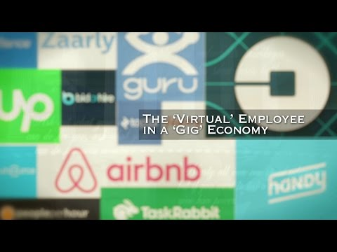 The 'Virtual' Employee in a 'Gig' Economy