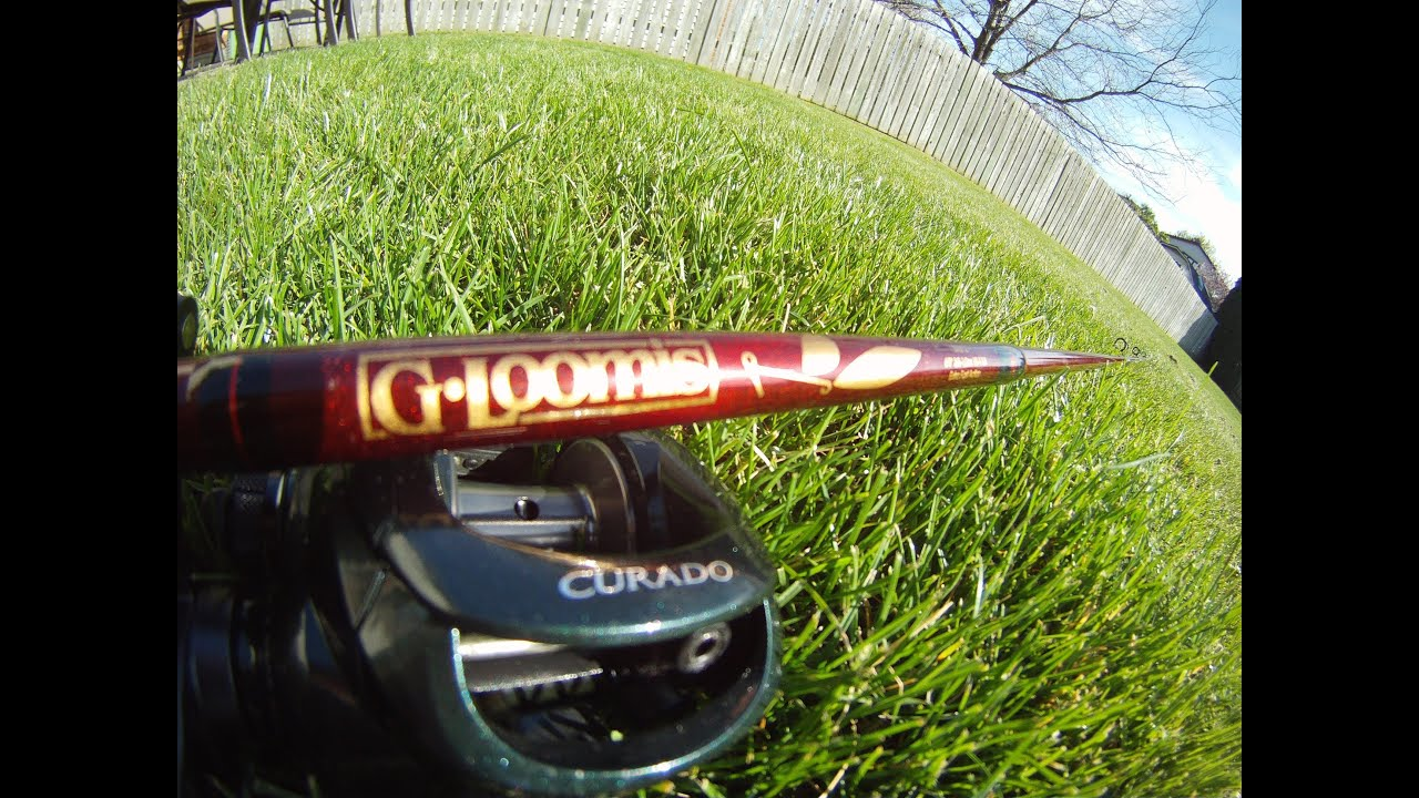 g loomis fishing rods - youtube, Fishing Rod