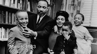 Did you know the Rev. Martin Luther King Jr. was stabbed?