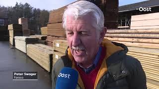 'Eerst de daken, dan pas weilanden vol zonnepanelen' gezamenlijk zonnepark in Dalfsen geopend