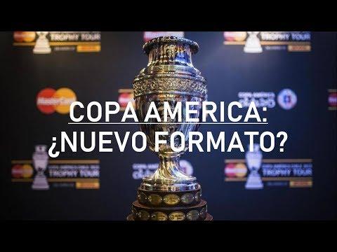 ¿¿¿NUEVA COPA AMÉRICA A PARTIR DEL 2020???