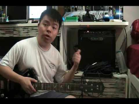 Tone Tips: Programming the Dotted Eighth on the Line 6 Spider III (or other simple practice amps)