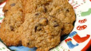 In The Kitchen With Ken: Triple Chip Oatmeal Cookies