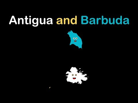 Antigua and Barbuda Geography/Antigua and Barbuda Country