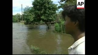NICARAGUA: HURRICANE MITCH AFTERMATH: FLOODING