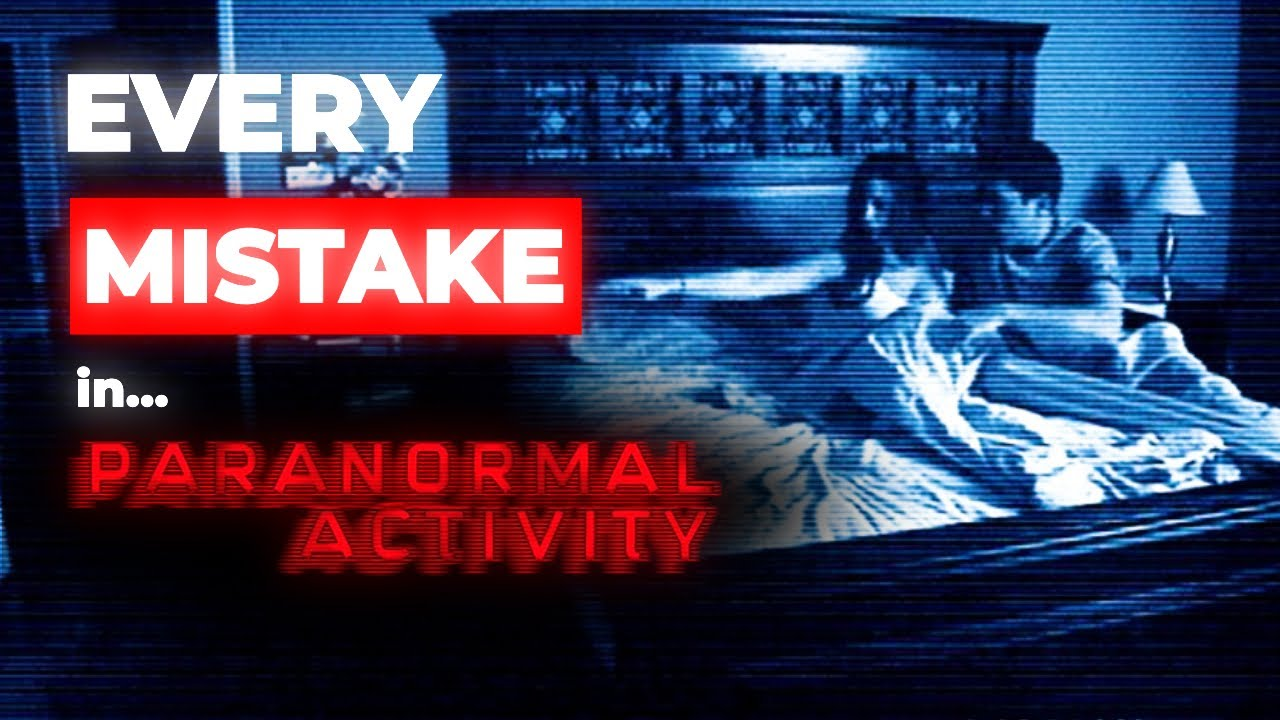 How to Beat Paranormal Activity