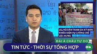 Tin nóng 24h   164  hộ dân tham gia ký đơn khiếu kiện vụ cưỡng chế Lộc Hưng