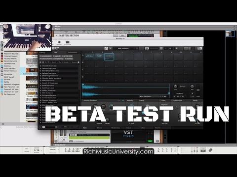 "Logic ""Everybody"" Beat Making with Reason 9.5 Beta"