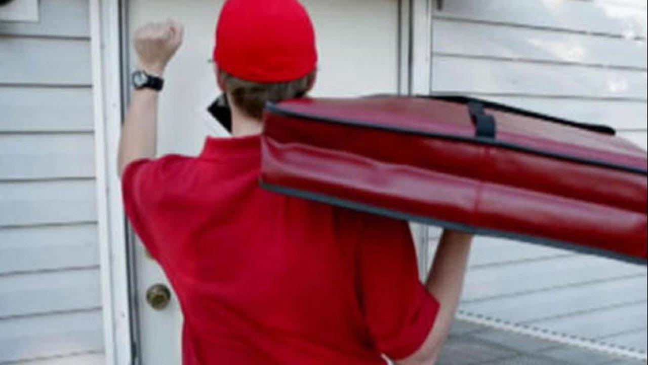 Conoce esta historia de un repartidor de pizza que hace entrega a un ...